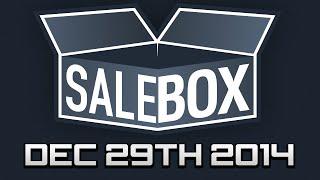 Salebox - Holiday Sale - December 29th, 2014