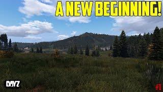 NEWBIE! DayZ: The Story Of Chernarus #1