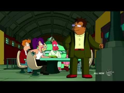 Futurama  Lethal Inspection  6x06