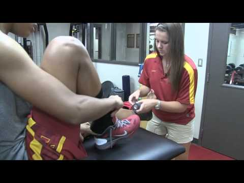 Athletic Training Program at Iowa State University