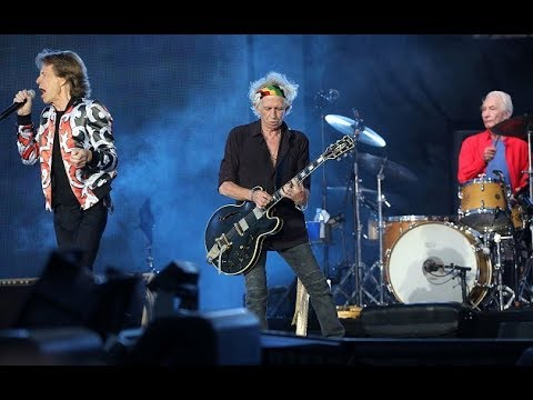Rolling Stones No Filter Full Concert - Prague 2018-07-04 Mp3