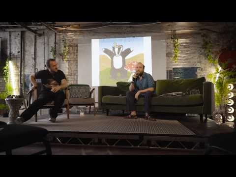 Carl H Smith & Jay Cousins – Context Craft @ Human // Nature Gathering, August 2019