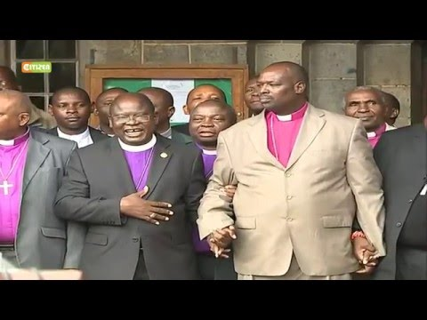 Anglican Church Elects New Archbishop