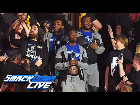 The New Day takes Raw under siege: SmackDown LIVE, Nov. 7, 2017