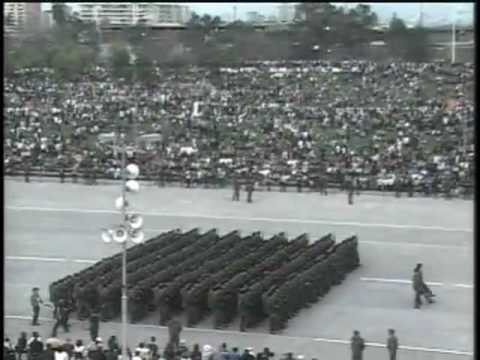 Adios al Septimo de Linea - Militar Parade 2009 Chile (17)
