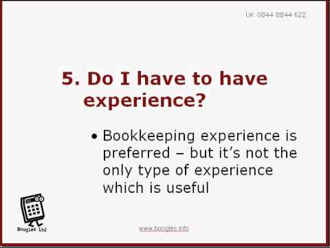 Bookkeeping Franchise - 11 questions to ask before investing