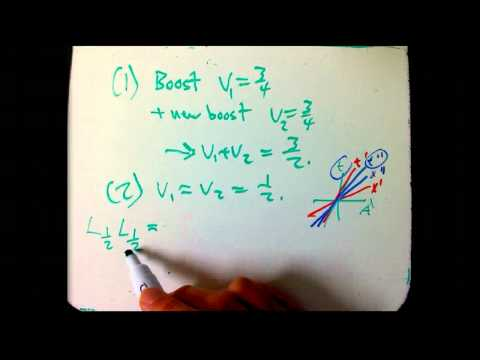Geometry and Relativity (Part 15)