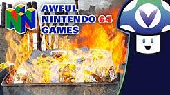 [Vinesauce] Vinny - Awful Nintendo 64 Games #2