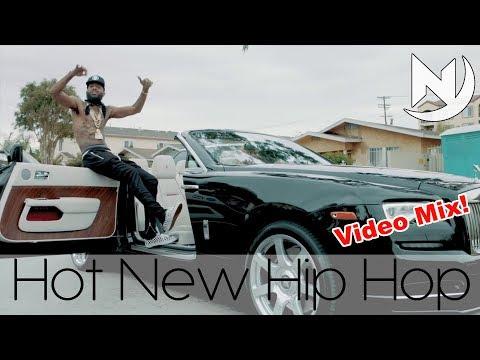 Hot New Hip Hop Rap Black Urban Trap Mix | Best New RnB Club Dance Music #34🔥
