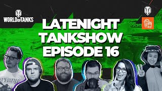 Strongholds with WG Ladies - LateNightTankShow Ep. 16