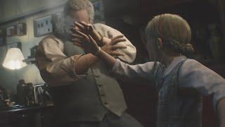 Resident evil 2 remake sherry Birkin full gameplay walk through..