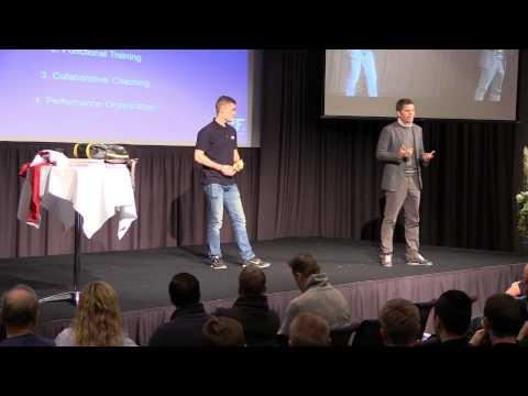 Cruyff Football Presentation Cupfinaleseminaret 2013