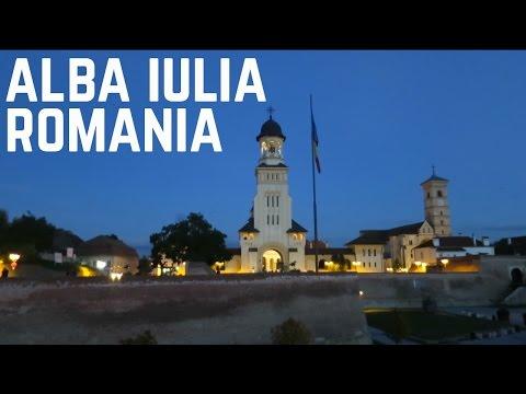 My Visit to Alba Iulia, Romania
