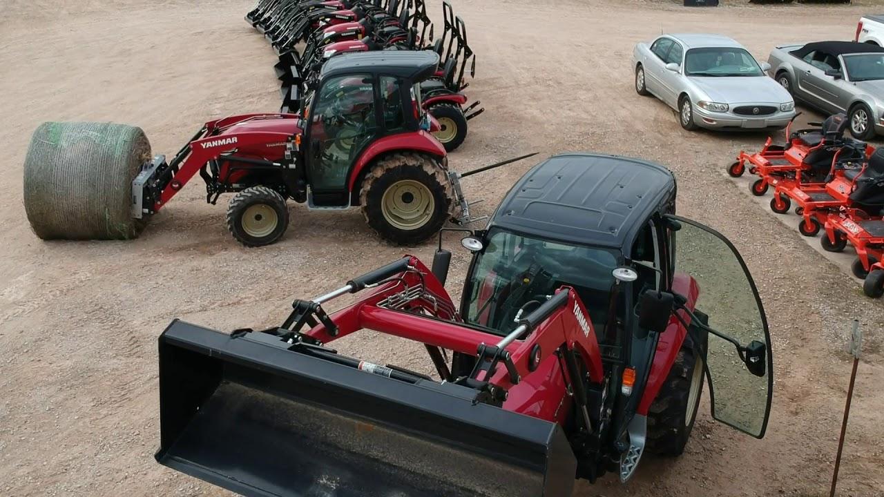 Tractor Bob's Yanmar Tractors