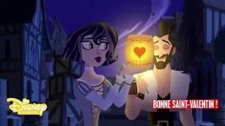 Bonne Saint-Valentin sur Disney Channel !