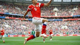 Futball-vb: sima orosz győzelem a nyitányon
