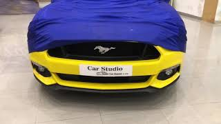 FORD MUSTANG BRAND NEW Subscribe for walk-arounds, reviews and used cars in Ludhianacont 9417200013