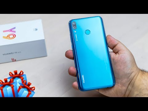 Huawei Y9 2019 Overview +    +