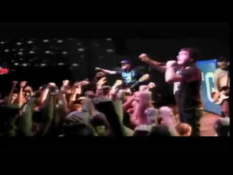 NEW FOUND GLORY Live - Full Set - Oct 2008 (Multi Camera) Greensboro, NC