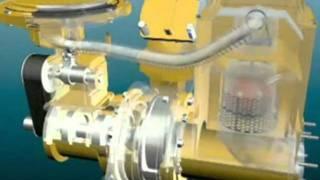 Comment fonctionne une pompe Selwood