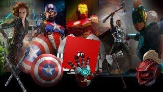 ROBLOX FREE Marvel Universe Accessory