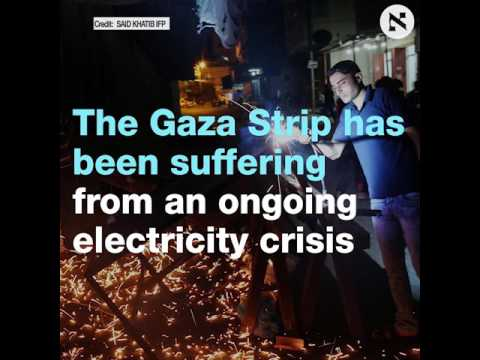 Israelis turn on the A.C. in solidarity with Gaza