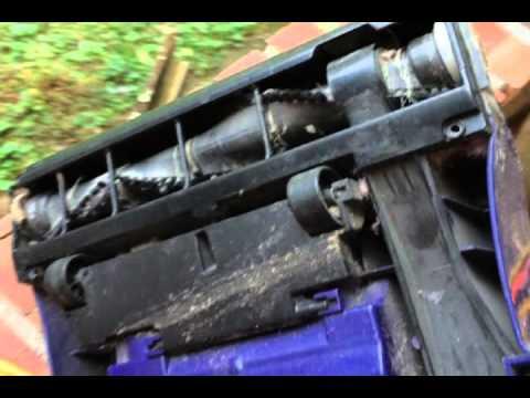 Broken Vacuum Cleaner Belt Temp Alt Fix Youtube
