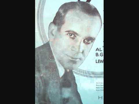 Al Jolson - The One I Love Belongs to Somebody Else (1924)