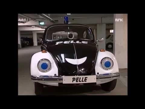 Pelle Politibil: Belønninga (TV Versjon)