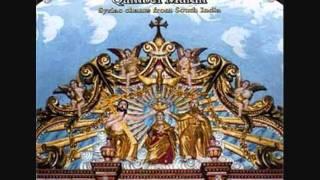 """Slam lek"" Syriac chant sung by Fr.Alexander Koolipurackal CMI & Fr.Augustus Thekkanath CMI"