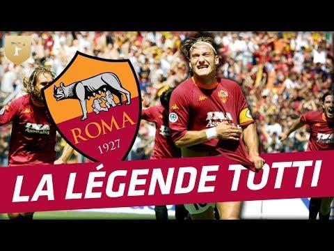 L'Archive du jour : La légende Francesco Totti