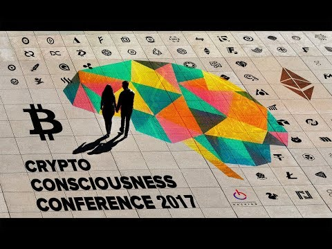 SF Crypto Conference 2017 Promo - Consciousness Hacking