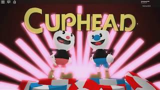 Cuphead In Roblox! (Updates!)