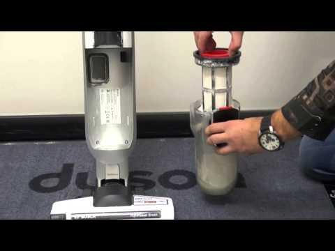 Тест беспроводного пылесоса Bosch Athlet BCH6ATH25K