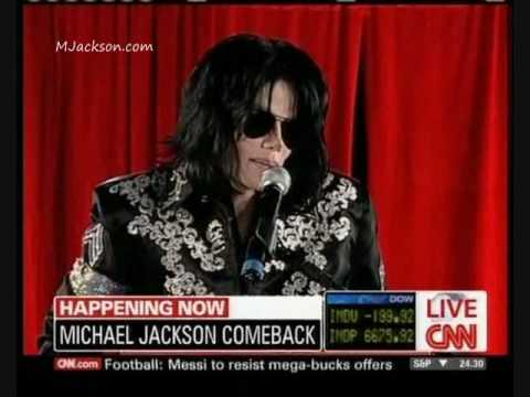 Michael Jackson full reports on CNN, 5th March, 2009. Part 3