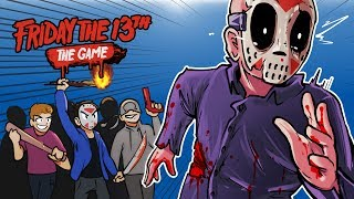 Friday The 13th - HUNTING RANDOM JASONS! (NO ONE IS SAFE!)