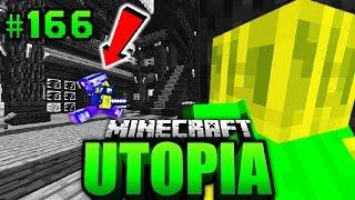 CHAOSFLO44 aus VERGANGENHEIT?! - Minecraft Utopia #166 [Deutsch/HD]