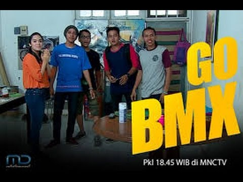 Mahirs   Mengejar Mimpi OST Go BMX MNCTV   Lirik Video Official