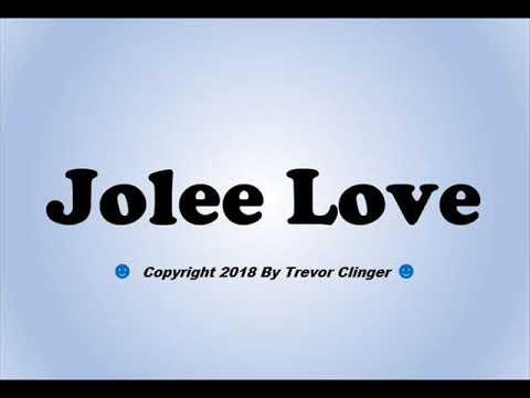 jolee love