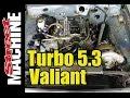 POR440 - Turbo 5.3-litre Valiant Hardtop