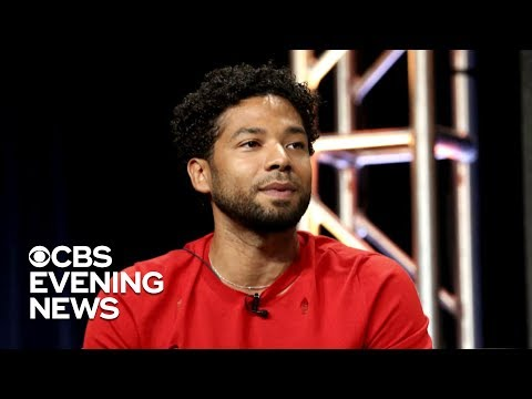 """Jussie Smollett, """"Empire"""" star, faces felony criminal charge over false report Mp3"""