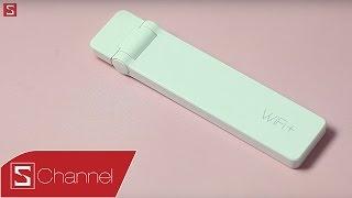 Schannel - Wi-Fi nhà bạn yếu khi ở phòng khác? Xiaomi Mi WiFi Repeater là giải pháp dành cho bạn
