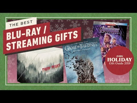 IGN Holiday Gift Guide: The Best Blu-ray and Streaming Gifts 2019