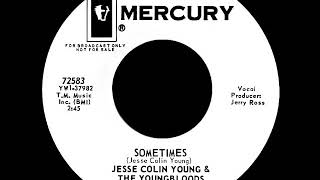 Jesse Colin Young And The Youngbloods - Sometimes (1966)