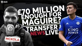 Is Maguire Worth £90m? | Man Utd Transfer News