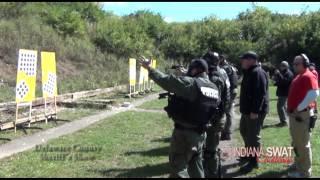 Sheriff Show SWAT Challenge