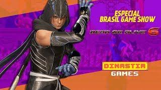 Dead or Alive 6 - Brasil Game Show