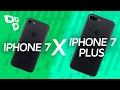 Comparativo: iPhone 7 vs. iPhone 7 Plus - TecMundo