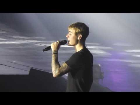 Justin Bieber - Life Is Worth Living - Prague - 12.11.2016
