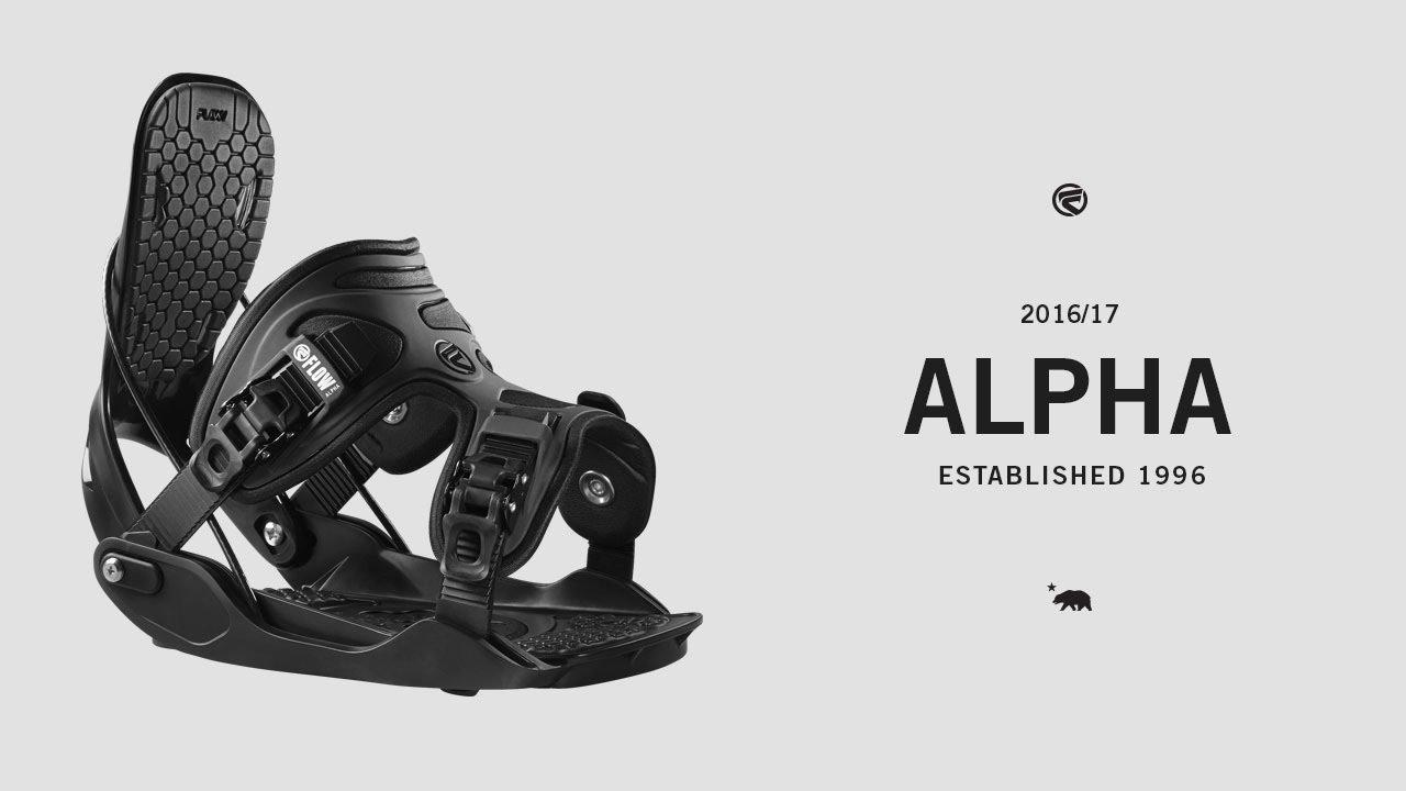fc003426e8b Flow Alpha Bindings 2016-17 - YouTube